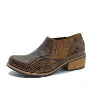Zapato Louisa Tostado